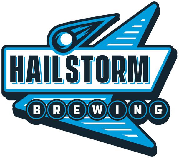 Image result for hailstorm brewing logo
